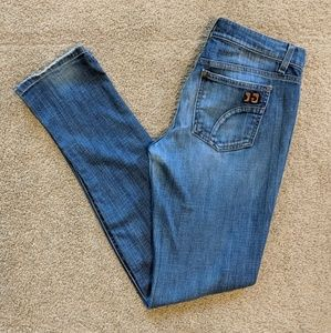 Joe's Jeans Cigarette Paltrow Wash 29
